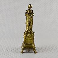 Escultura Antiga - Catolicismo - João Maria Batista Vianney - Santo Cura de Ars