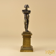 Escultura Antiga - Napoleão Bonaparte