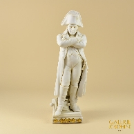 Antique Sculpture - Napoleon on the Battlefield
