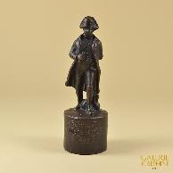 Antique Sculpture - Napoleon - Battle of Austerlitz 1805