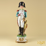 Antica Porcellana - Napoleone Bonaparte - Aquila Imperiale