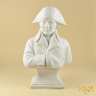 Escultura Antiga - Imperador - Busto de Napoleão Bonaparte