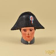 Testa di una Antica Marionetta - Napoleone Bonaparte