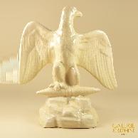 Escultura Antiga - Primeiro Império Francês - Aguia Imperial