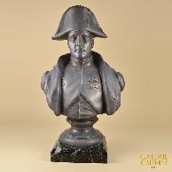Escultura Antiga - Busto de Napoleão Bonaparte