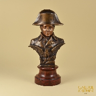 Bust of Napoleon Bonaparte - Imperial Eagle