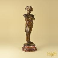 Antike Skulptur - Kaiser - Napoleon Bonaparte