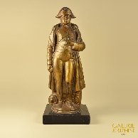 Antique Sculpture - Napoleon Bonaparte