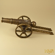 Antique Cannon - Napoleon III - Emperor