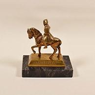 Napoleão Bonaparte a Cavalo